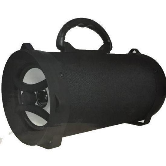 Qfx Bt-158 Bluetooth Tube Speaker (Black)