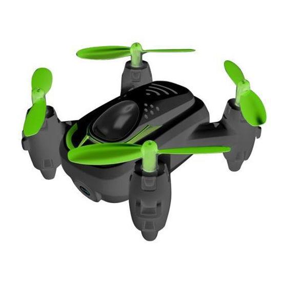 RIVIERA RC MICRO QUAD WIFI DRONE W/ 3D APP - BLK