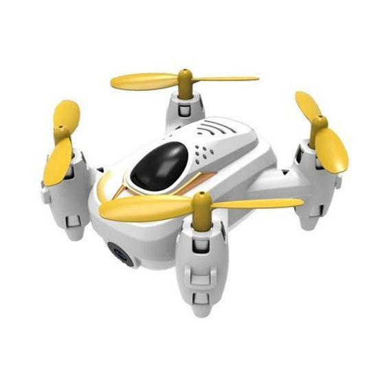 Riviera Rc Micro Quad Wifi Drone W/ 3D App - White