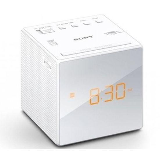 Sony Icf-C1 Am/Fm Alarm Clock Radio (White)
