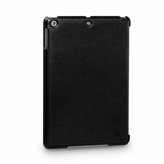 Sena Lugano Leather Case F/Ipad Air 1/2 (Black)