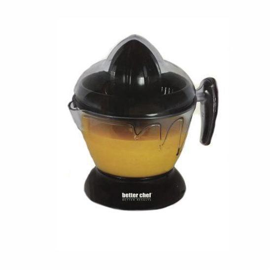 Better Chef 750Ml Citrus Juicer - Black