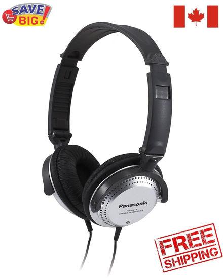 Stereo Headphones Panasonic (HT227)  w/XBS