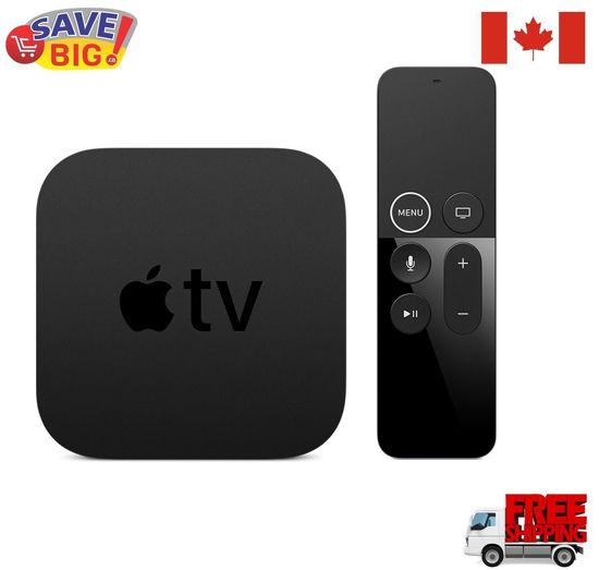 Apple TV (5th Generation) 4K 64GB HD Media Streamer - A1842 (Canada)