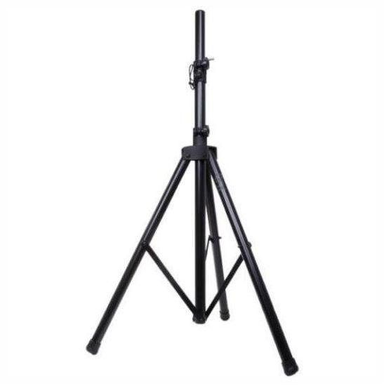 Qfx S-14 Tripod Pa Speaker Stand (Black)