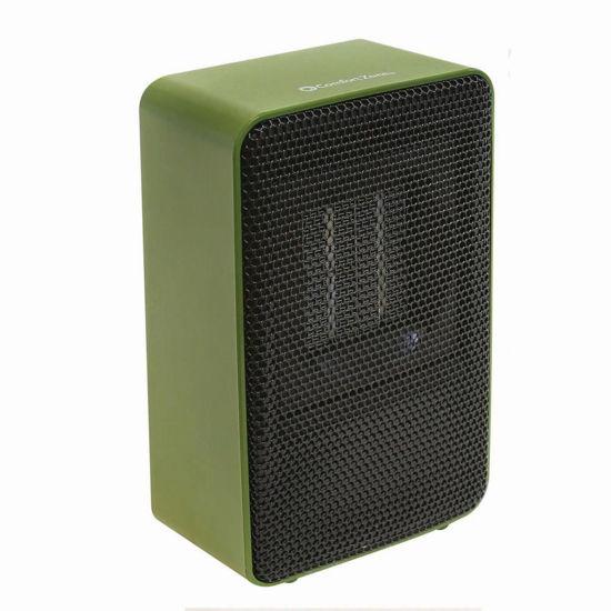 Comfort Zone 200W Personal Ceramic Heater