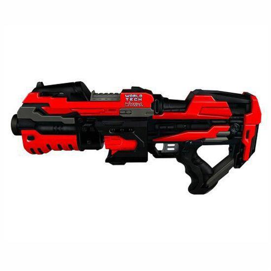 Warrior Renegade Motorized Dart Blaster - Red