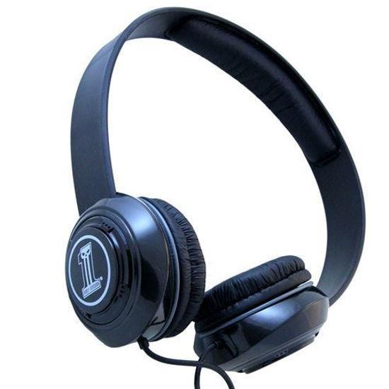 Harley Davidson Hd-876 Headphones - Black