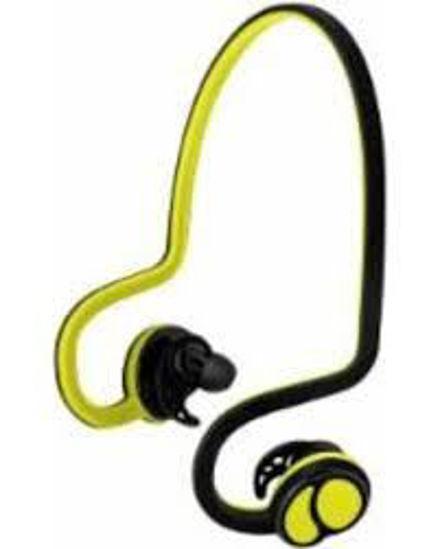 Fisher Flex Wraparound Bluetooth Earphones (Bk/Yw)