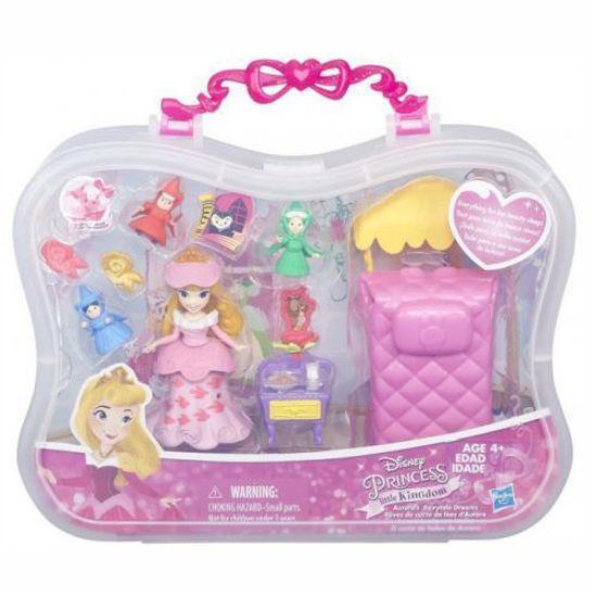 Disney Princess Little Kingdom W/Case-Assorted
