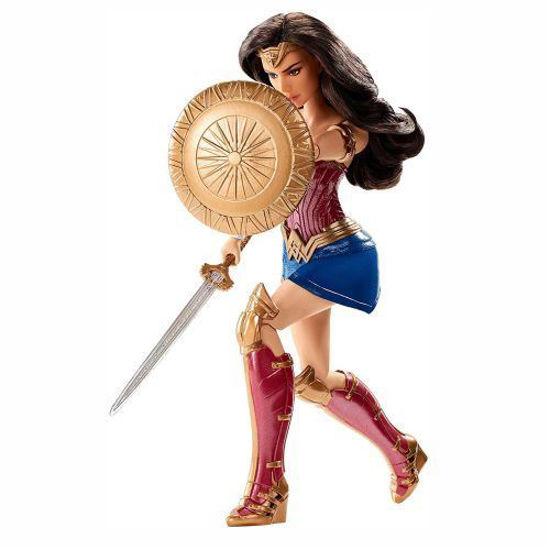 "Wonder Woman 13"" Doll - Assorted"