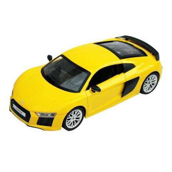 Audi R8 R/C Drift Car - Yellow