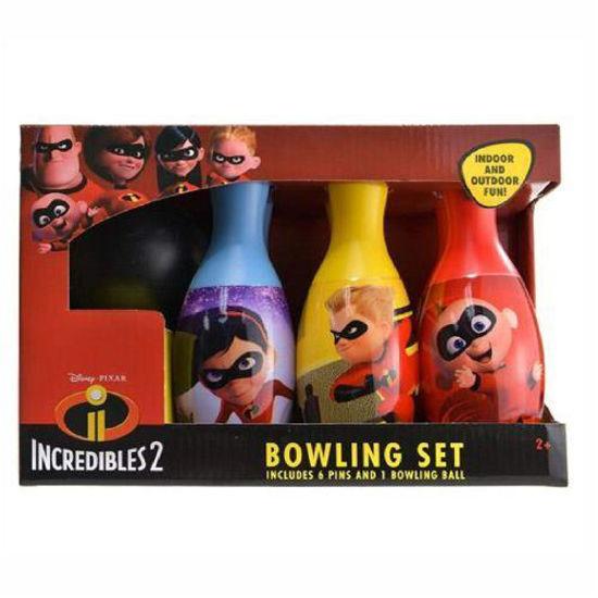 Incredibles 2 Bowling Set