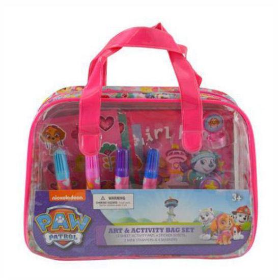 Paw Patrol Girls' Art & Activity Bag