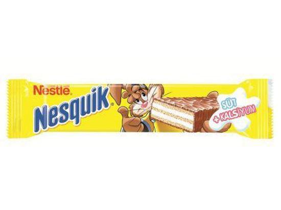 Nestle Nesquik Chocolate Wafer 32G