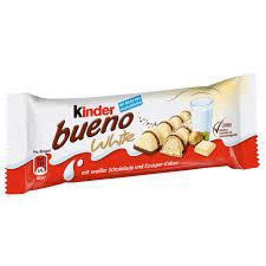 Kinder Bueno White Chocolate Bar