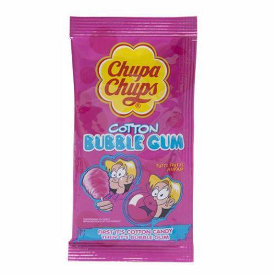 Chupa Chups Bubble Gum 3Pk - Strawberry