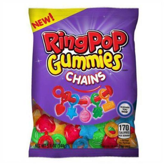 Ring Pop Gummies Chains 144G