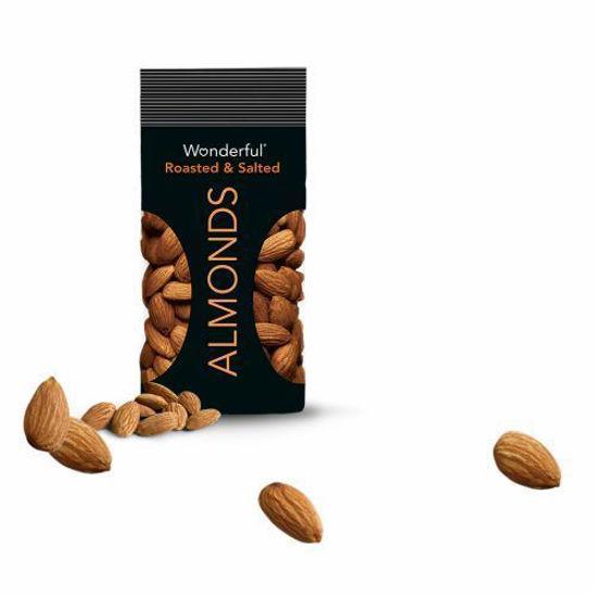 Wonderful Almonds Roasted & Salted- 35G