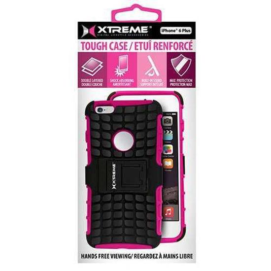 Xtreme Tough Case F/Iphone 6/6S Plus (Pink)