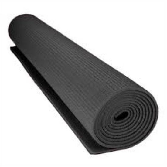 "Yoga Mat 68""X24"", Textured, Non-Slip, 3Mm (Grey)"