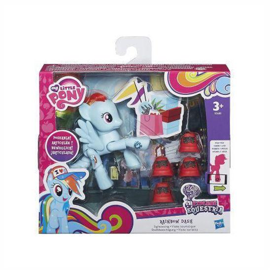 My Little Pony Explore Equestria Figurine - Asst