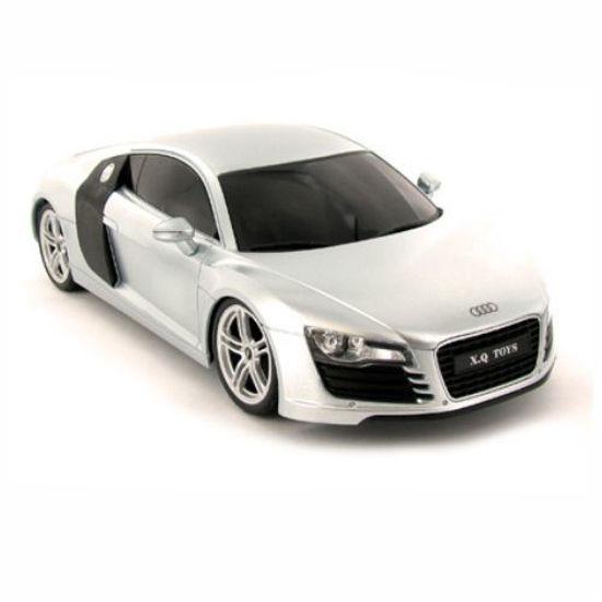 Audi R8 R/C Drift Car - White