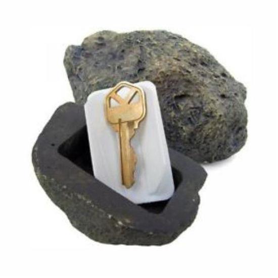 """Hide A Key Rock - 3 1/4"""" X 2 1/4"""" X 1 3/4"""""""