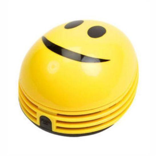 As Seen On Tv Emoji Crumby Mini Vacuum - Smile
