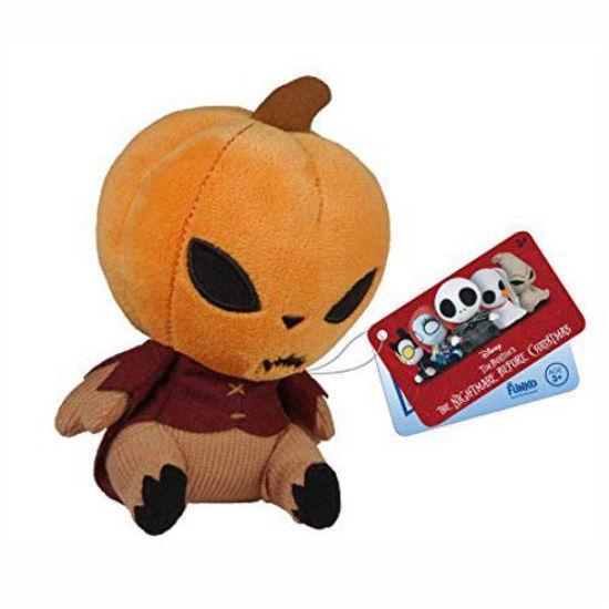 Mopeez Heros Plush - Pumpkin King