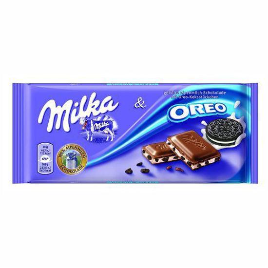 Milka Oreo - 100G