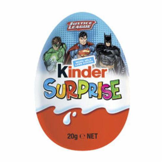 Kinder Surprise Egg Classic Justice League - 20G