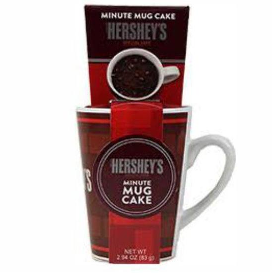 Hershey Mug Cake Gift Set - Assorted