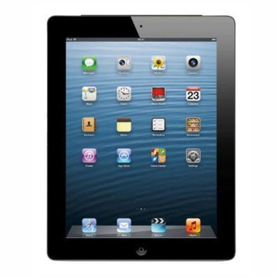 "Apple Ipad (3Rd Gen) 64Gb ""B"" Wifi Tablet (Black)"