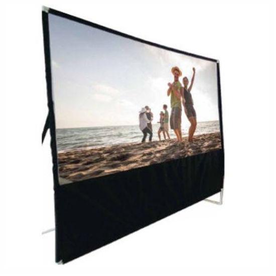 """Rca Rpj123 Indoor/Outdoor 100"""" Projector Screen"""