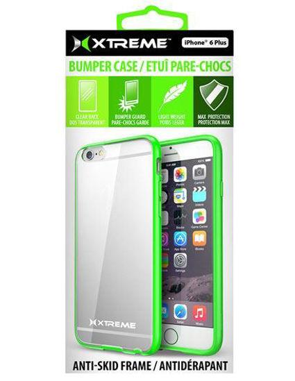 Xtreme Bumper Case F/Iphone 6/6S Plus (Green)