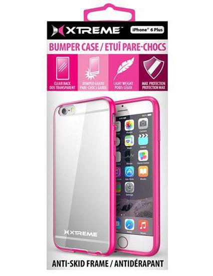 Xtreme Bumper Case F/Iphone 6/6S Plus (Pink)