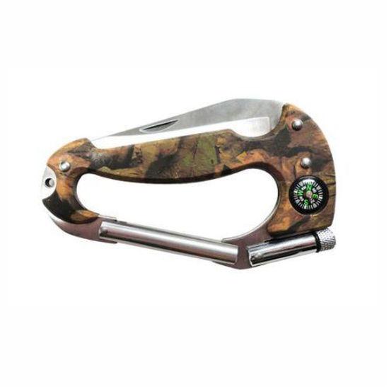 Multitool W/ Carabiner & Compass