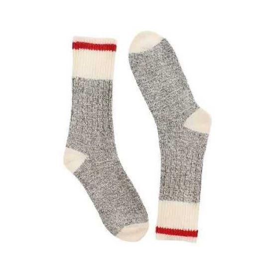 Kids Thermal Socks 3Pk Sz 3-6 - Asst
