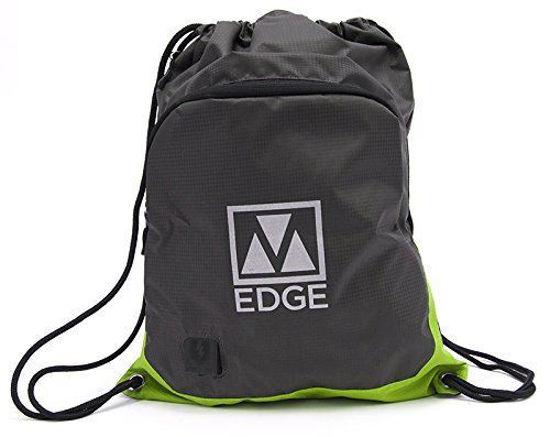 M-Edge Tech Device Sack Pack W/4000Mah (Gy/Gr)