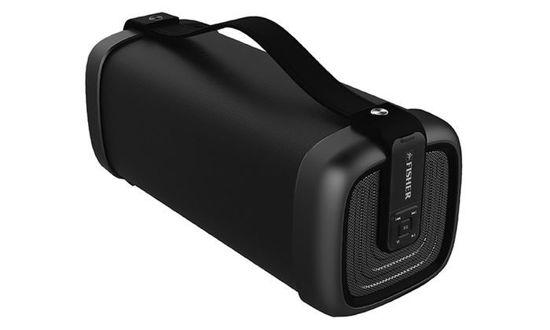 Fisher Fbx395 Traveler Sound Bluetooth Speaker (Black)