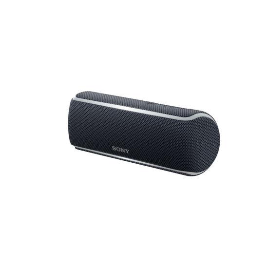 Sony Srs-Xb21 Water/Dustproof Prt.Bt/Nfc Spkr, Black