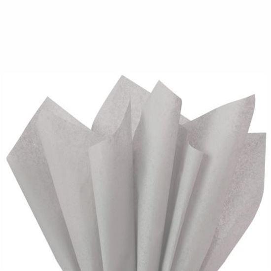"""20Ct White Tissue Paper Sheets 20""""X26"""""""