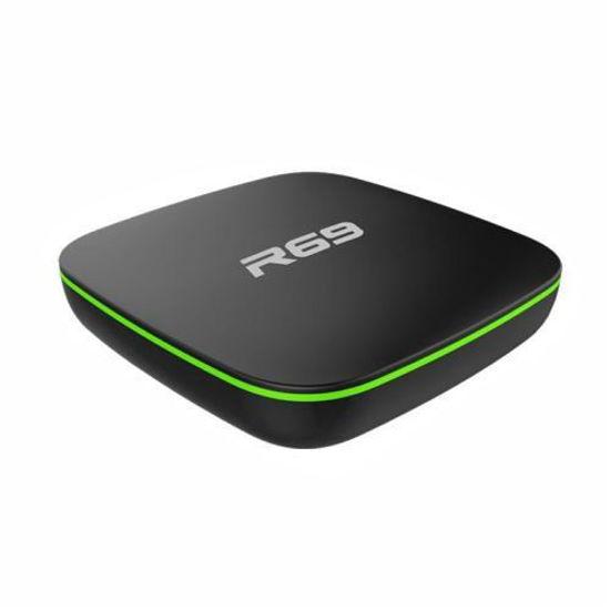 R69 H3 Quad Core 1Gb/8Gb Android 7.1 Media Box
