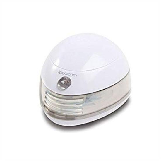 Portable Aromatherapy Diffuser W/ 4 5Ml Oils
