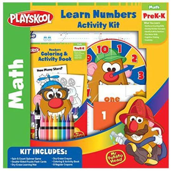 Playskool Math Activities Kit