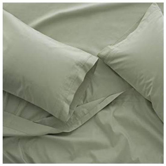 Elegant Decor 400 Thread Count Cotton Sheet Set-Queen