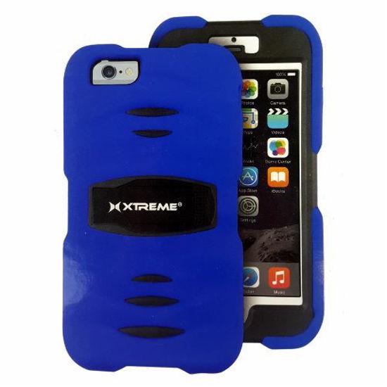 Xtreme Survival Protective Case F/Iphone 6/6S Plus (Blue)