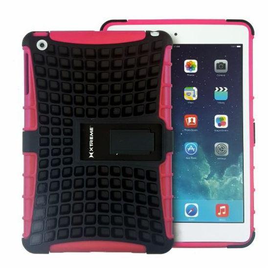 Xtreme Tough Case F/Ipad Mini 1/2/3 (Pink)