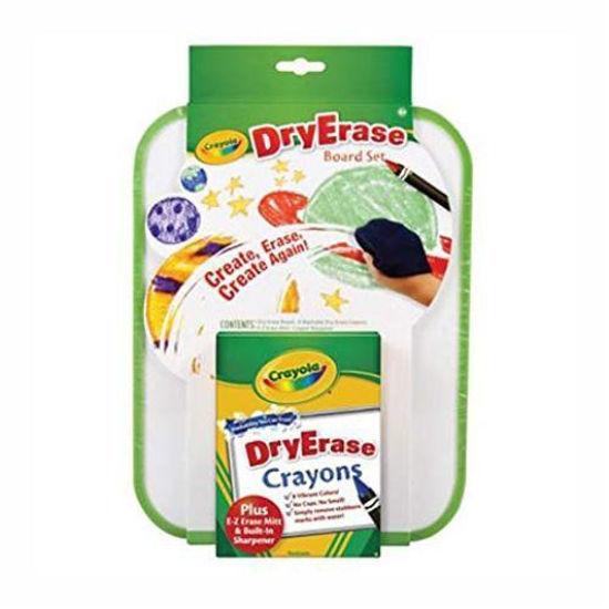"Crayola Dry Erase Board 8.5"" X 11"""